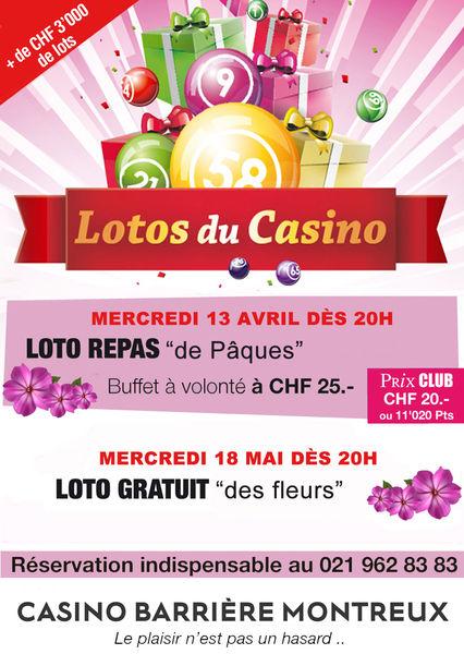 Loto casino montreux