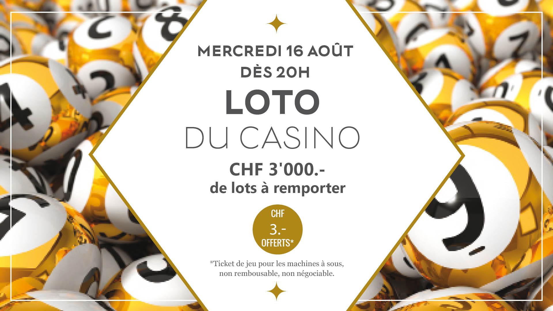 Loto gratuit casino montreux free casino spin
