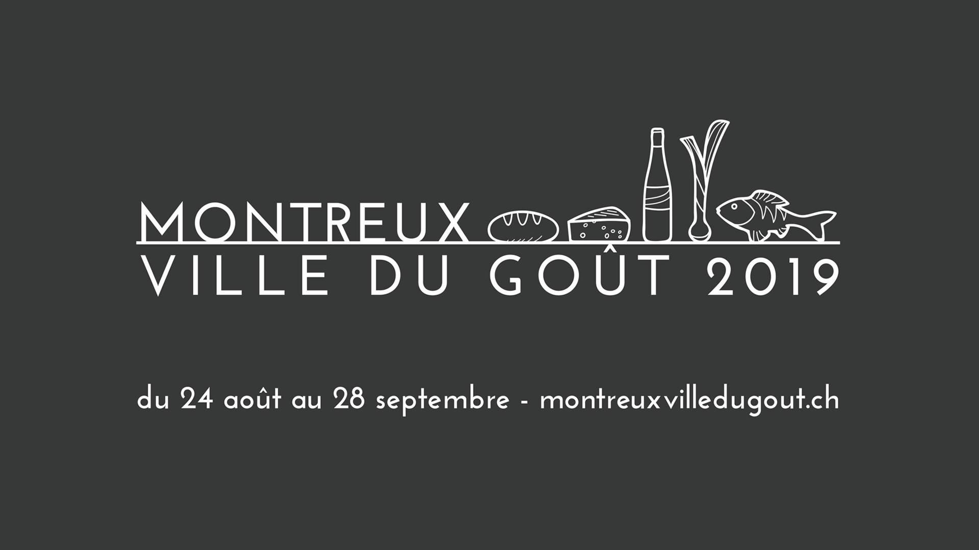 Montreux, Ville Du Goût 2019