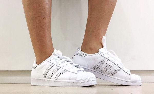 meilleure sélection de583 e2d78 Adidas Superstar! Nouvelle Collection