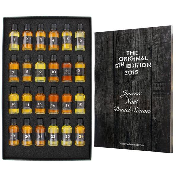 Calendrier de l avent whisky edition limit e for Calendrier salon des vins